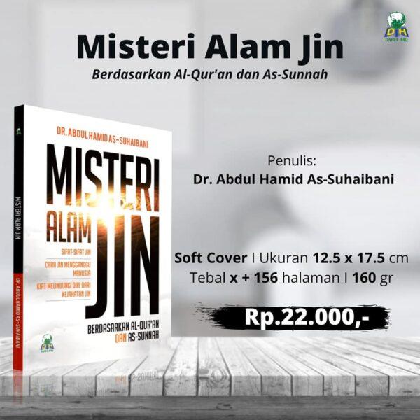 Misteri Alam Jin Berdasarkan Al-Qur'an dan As-Sunnah